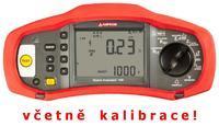 BEHA AMPROBE - Telaris ProInstal 100 - revize instalací (kalibrace v ceně přístroje)