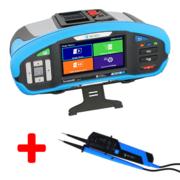 METREL Eurotest XD ST (MI 3155) - revize instalací a hromosvodů + barevný dotykový displej