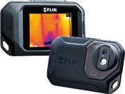 FLIR C2 - termokamera 80x60