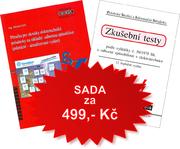 SADA - Testy z vyhlášky č. 50/1978 + Příručka pro zkoušky