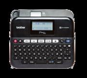 BROTHER PT-D450VP - tiskárna čár. kódů, textů a el. značek na laminovanou samolepící pásku