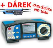 METREL Eurotest 61557 St. set (MI2086ST) - revize instalací a hromosvodů