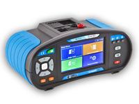 METREL Eurotest XC ST (MI 3152) - revize instalací a hromosvodů + barevný dotykový displej