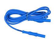 IP2012 - měřicí vodič b/b, 2m, modrý