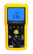 C.A 6522 - digitální měřič izolačních a přechodových odporů
