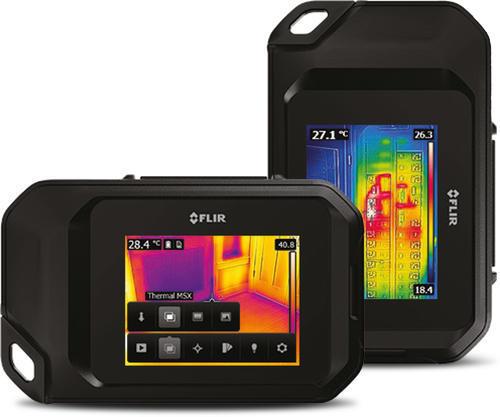 FLIR C3 - termokamera 80x60 - 1