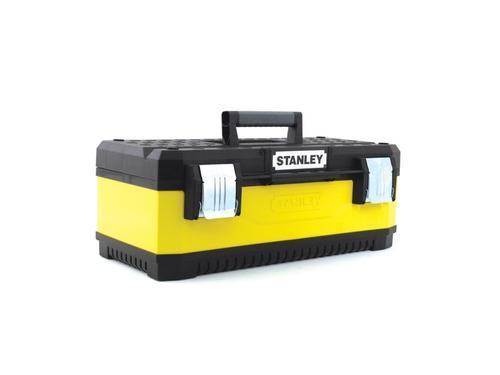 "STANLEY kovoplastový box na nářadí - žlutý, 20"" - 1"
