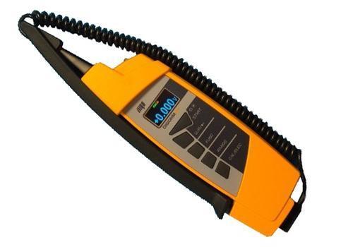 DIGIOHMpro - přechodové odpory 200 mA, napětí AC/DC a sled fází