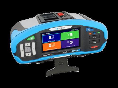 METREL Eurotest XD ST (MI 3155) - revize instalací a hromosvodů + barevný dotykový displej - 1