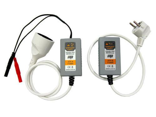 IP8080 - sada adaptérů ATP pro testování prodlužovacích přívodů