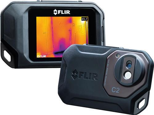 FLIR C2 - termokamera 80x60 - 1