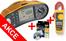 FLUKE 1664FC - revize instalací, hromosvodů a RCD A/AC/B + Fluke Connect - 1/4