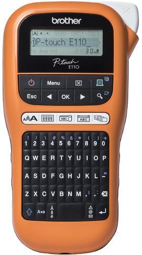 BROTHER PT-E110VP - tiskárna el. značek a popisků - 1
