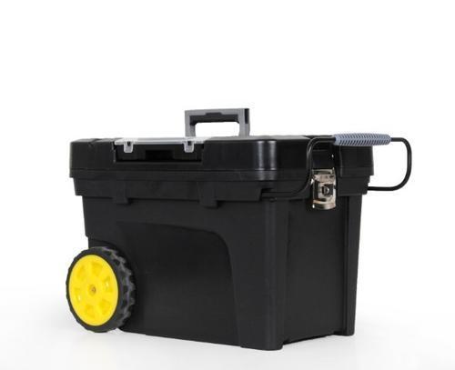 STANLEY pojízdný box na nářadí s organizerem - 1