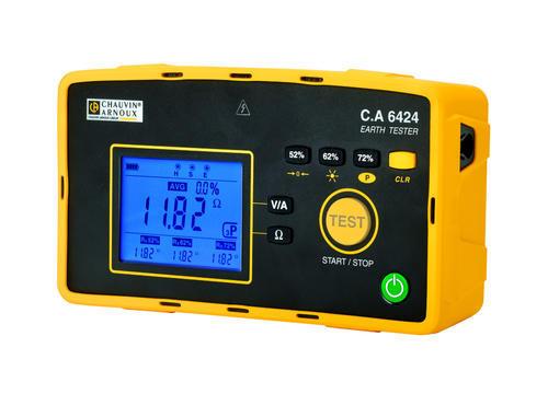 C.A 6424 - digitální měřič zemního odporu - 1