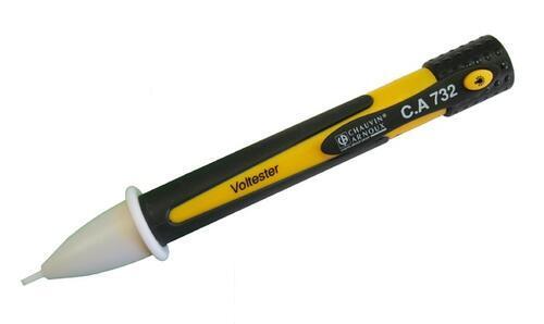 C.A 732 Volt Tester  - bezdotykový indikátor napětí se svítilnou - 1