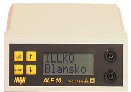 ALF 10 - měřič pospojování 10 A - 1