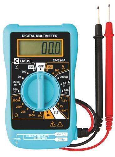 EM320A - multimetr - 1