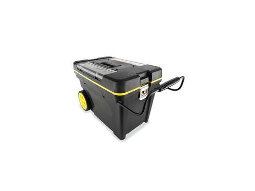 STANLEY pojízdný box na nářadí, 2 organizery, 4 vaničky - 1