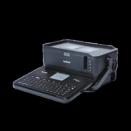 BROTHER PT-D800W - tiskárna čár. kódů, textů a el. značek na laminovanou samolepící pásku - 1