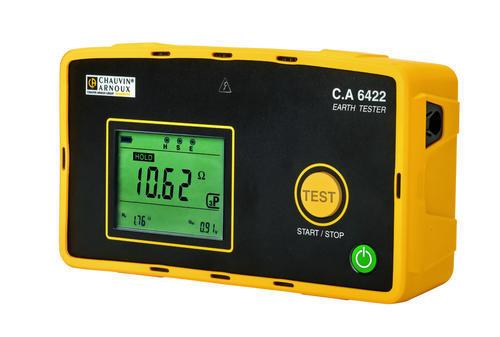 C.A 6422 - digitální měřič zemního odporu - 1