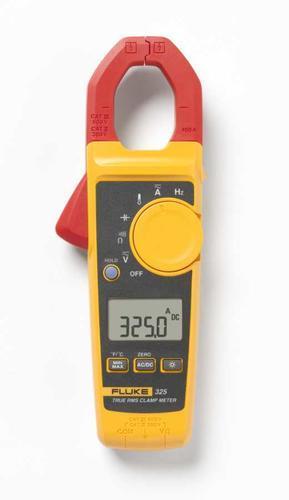 FLUKE 325 - klešťový multimetr I(AC/DC), U(AC/DC), R, Hz, kapacita, teplota - 1