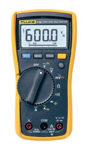 FLUKE 115 - multimetr digitální - 1