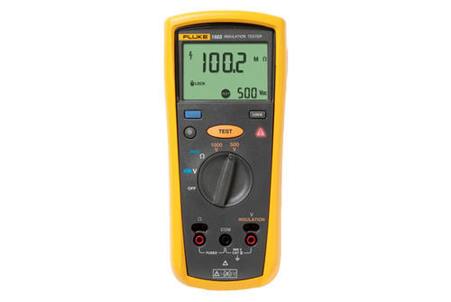 FLUKE 1503 - digitální měřič izolačních a přechodových odporů - 1