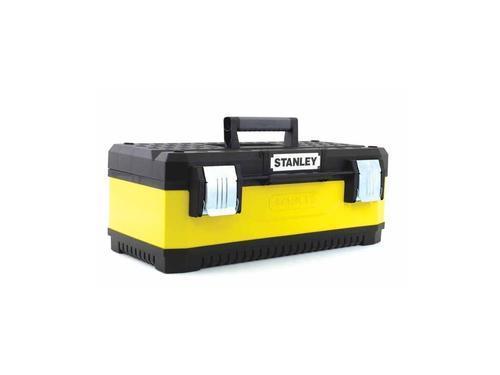 "STANLEY kovoplastový box na nářadí - žlutý, 23"" - 1"