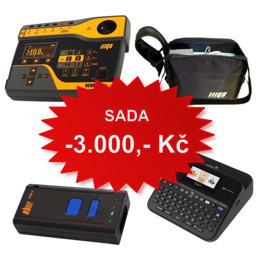 SADA REVEXmax W + brašna + čtečka BT + tiskárna - 1