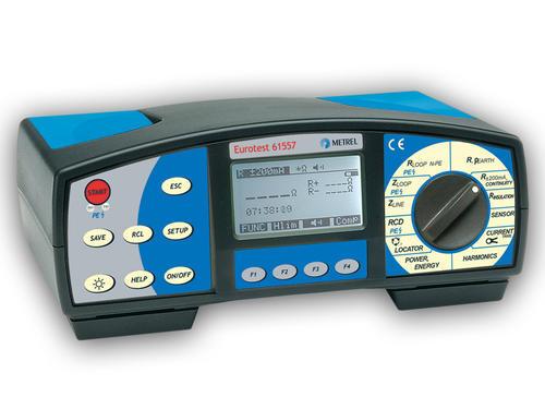 METREL Eurotest 61557 Eu set (MI2086EU) - revize instalací a hromosvodů - 1