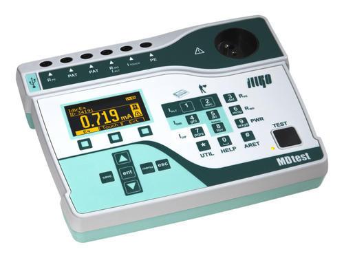MDtest - revize zdravotnických el. přístrojů a spotřebičů - 1