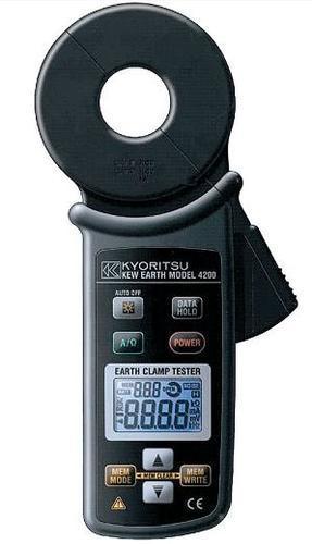 KEW 4200 - klešťový měřič uzemnění a proudů včetně kalibrace - 1