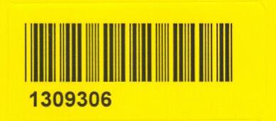 IP9060 - štítky s čárovým kódem (65 ks)