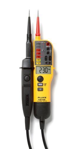 FLUKE T150/VDE - tester napětí/spojitosti s LCD a přepínatelným zatížením, měření odporu - 1