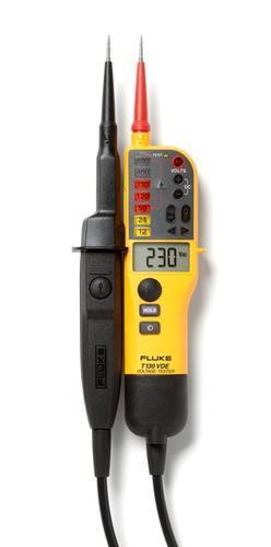 FLUKE T130/VDE - tester napětí/spojitosti s LCD a přepínatelným zatížením - 1
