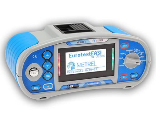 METREL Eurotest EASI s (MI3100 s) - revize instalací a hromosvodů - 1