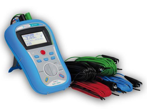 METREL Smartec Earth/Clamp (MI3123) - měřič uzemnění - 1