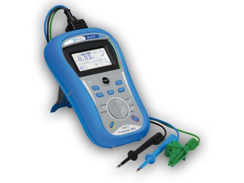 METREL Smartec Z Line-Loop/RCD (MI3122) - měřič impedance smyčky a proudových chráničů - 1