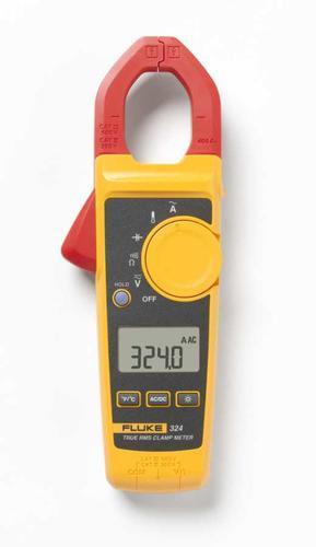 FLUKE 324 - klešťový multimetr I(AC), U(AC/DC), R, kapacita, teplota - 1