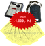REVEXplus, brašna a 200 ks protokolů - 1/4