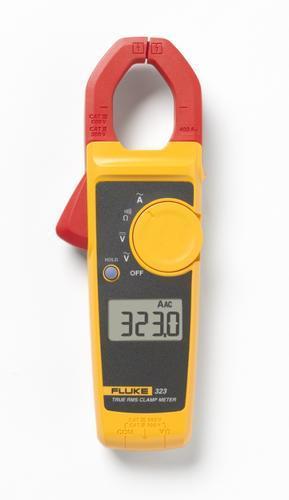 FLUKE 323 - klešťový multimetr I(AC), U(AC/DC), R  - 1