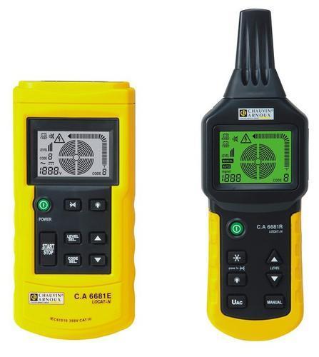 C.A 6681 LOCAT-N - sledování kabelů a vodičů pod i bez napětí - 1