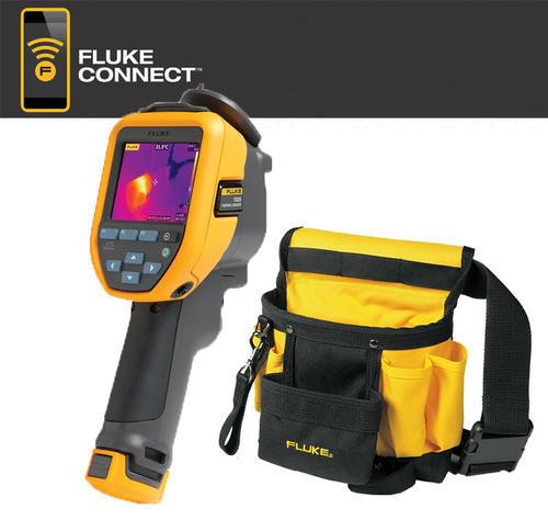 FLUKE TiS20 - termokamera 120x90 - 1