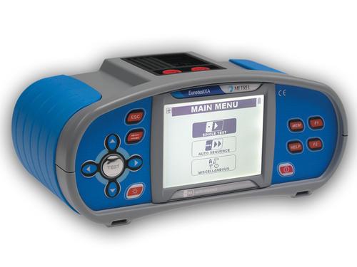 METREL Eurotest XA Eu set (MI3105) - revize instalací a hromosvodů - 1