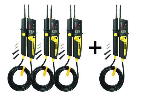 BEHA-AMPROBE 2100-BETA - tester napětí/spojitosti s LCD a zatížením - 1