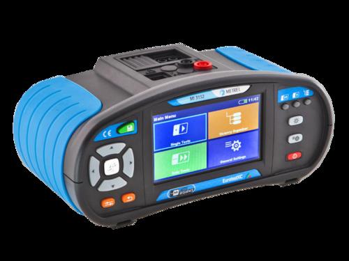 METREL Eurotest XC EU (MI 3152) - revize instalací a hromosvodů + barevný dotykový displej - 2