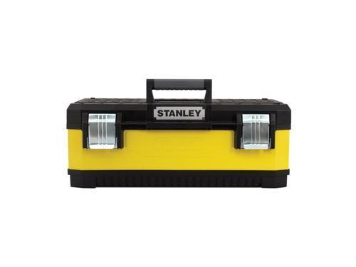 "STANLEY kovoplastový box na nářadí - žlutý, 20"" - 2"