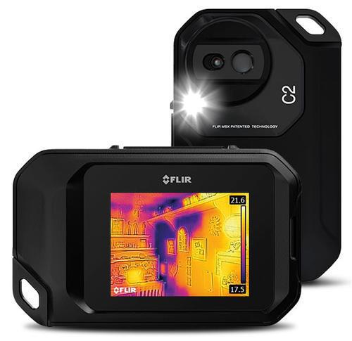 FLIR C2 - termokamera 80x60 - 2