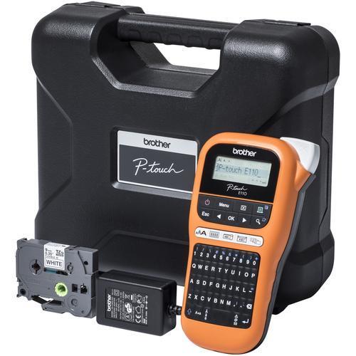 BROTHER PT-E110VP - tiskárna el. značek a popisků - 2